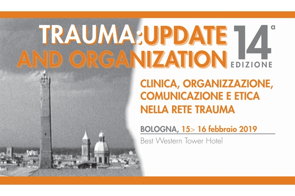 TRAUMA: UPDATE AND ORGANIZATION