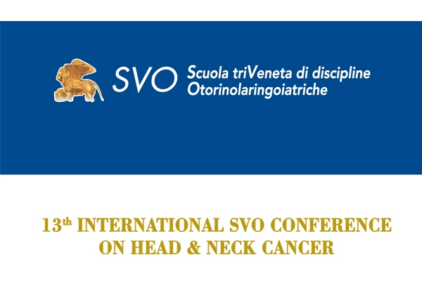 13th INTERNATIONAL SVO CONFERENCE