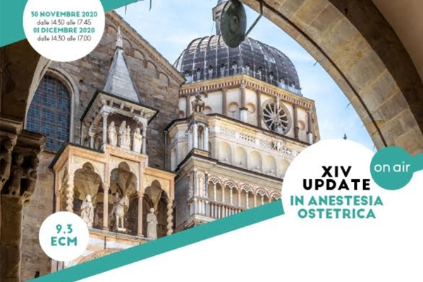 XIV UPDATE IN ANESTESIA OSTETRICA 2020