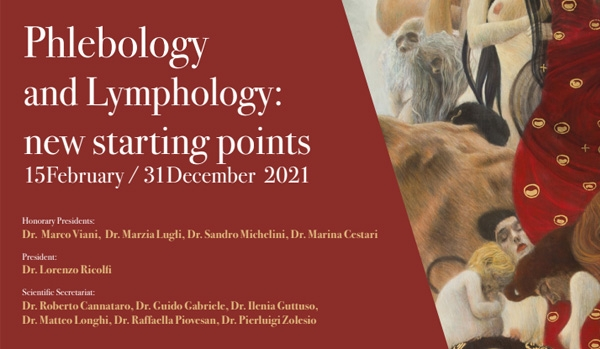 Phlebology and Lymphology: new starting points