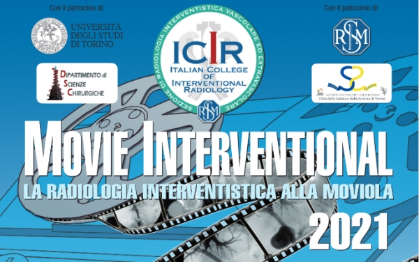 MOVIE INTERNATIONAL 2021 - LA RADIOLOGIA INTERVENTISTICA ALLA MOVIOLA