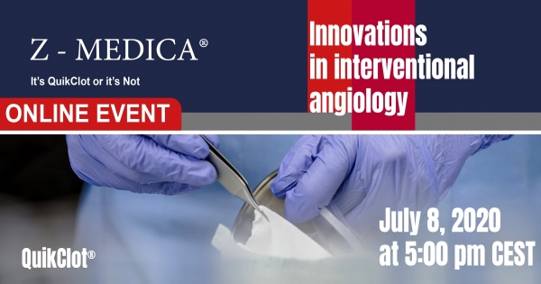 WEBINAR: INNOVATIONS IN INTERVENTIONAL ANGIOLOGY
