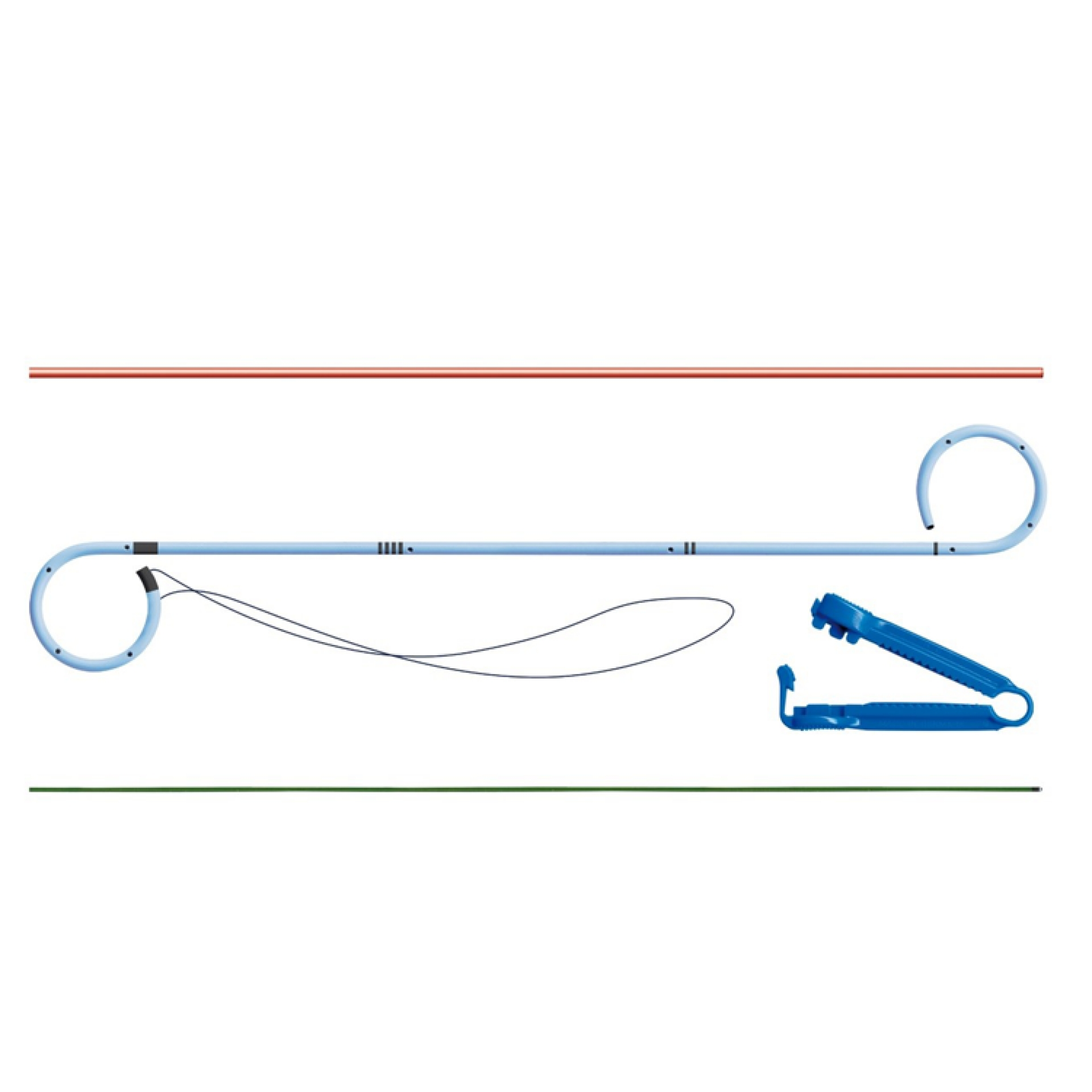 Ureteral Stent Set (OptiSoft)